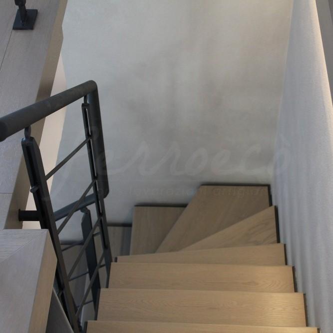 Scala di design in ferro – Monza